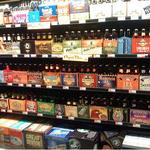 More than 200 brands and brews of beer